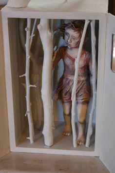 susie mcmahon dolls. Tasmania.
