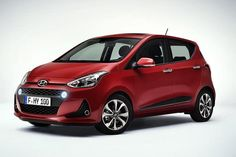 Hyundai's i10 freshened up for 2017