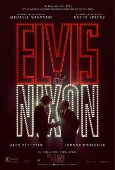 Elvis & Nixon (2016) 11x17 Movie Poster