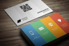 Metro Color Business Card