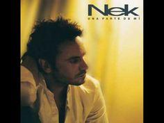 """""""Abbracciami"""" canzone estratta dall'album """"Una parte de mì"""" di Nek -- This is my favorite."""