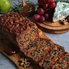 Apricot Date and Walnut Sweet Bread