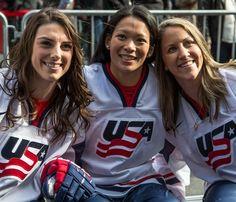 Tons of tips from athletes who know. Women's Hockey, Hockey World, Hockey Players, Malibu Coconut, Coconut Rum, Winter Olympic Games, Winter Olympics, Pineapple Juice, Orange Juice