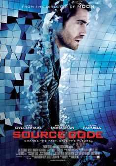 Source Code is a 2011 French-American science fiction film directed by Duncan Jones, written by Ben Ripley, and starring Jake Gyllenhaal, Michelle Monaghan, and Fiction Movies, Sci Fi Movies, Movies To Watch, Movie Tv, Science Fiction, 2011 Movies, Iconic Movies, Movies 2019, Movie Theater