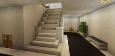 Minecraft Stairs Staircase