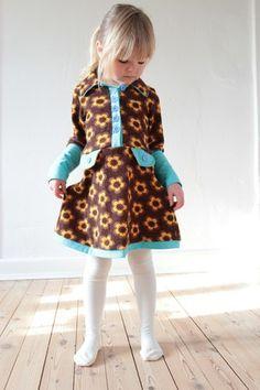 Liva pattern english version size 74-116