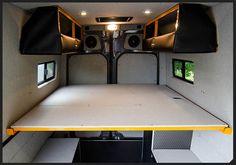 Sprinter Conversion Swivel Seat Bases