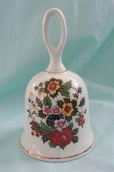 Vintage Sadler China Bell #Sadler