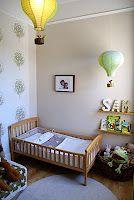 The Swenglish Home: Boy bedroom