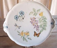 Lenox Butterfly Meadow pattern - So sweet and delicate.