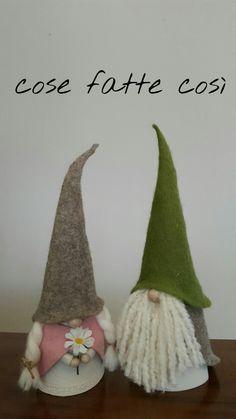 felt family gnomes