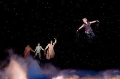"""Review: Magical and innocent, Cathy Rigby's """"Peter Pan"""" still summons our inner child"""