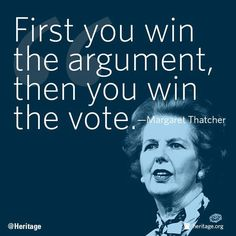 The Great Margaret Thatcher