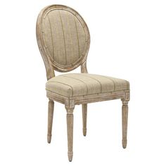 Found it at Wayfair - Elyse Side Chair in Taupe (Set of 2)