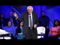 Mike's Initial Impression of Bernie Sanders' CNN Town Hall Political Issues, Current News, Bernie Sanders, Town Hall, Thought Provoking, Politics, Youtube, Youtubers, Youtube Movies