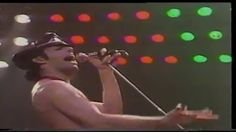 Queen Live at Hammersmith Odeon 1979 FULL CLEAN SOUND BIG SCREEN 2013 Co... Queen Videos, Freddie Mercury, Singer, Live, Concert, Couples, Music, Youtube, Musica