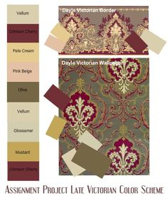 Victorian Paint Colors photoshop redo: how to update a folk victorian | exterior colors