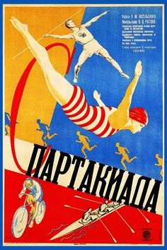 Film posters from the Soviet avant-garde Soviet film posters swap Hollywood glamour for avant-garde creativity - CNN Style Art Deco Posters, Film Posters, Vintage Posters, 1950s Posters, Vintage Movies, Avant Garde Film, Russian Avant Garde, Russian Sports, Alexander Rodchenko