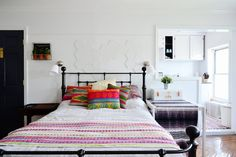 Jae & Devin's Labor of Love in Brooklyn — Video House Tour   Apartment Therapy
