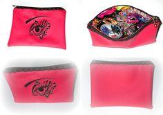 trousse ou pochette de sac ( personnalisable sur commande ) : Trousses par babanou84