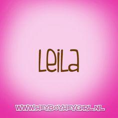 Leila (Voor meer inspiratie, en unieke geboortekaartjes kijk op www.heyboyheygirl.nl)