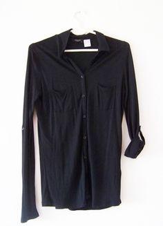 Kup mój przedmiot na #vintedpl http://www.vinted.pl/damska-odziez/koszule/12494129-bawelniana-koszula-na-guziki-rekawy-34
