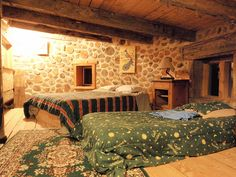 Notre chambre au bois cordé by nature-construction, via Flickr