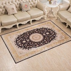 0.8x1.2m Europe Classical Literature&Art Area Rugs And Carpets For Living Room Coffee Table Bedroom Study Carpet Anti-Slip Rug