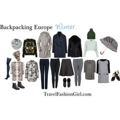 What to pack for Europe in the Winter