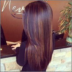 Ruby and gold highlights hair tips hair care pinterest hairstyles featuring dark light brown hair with caramel highlights dark hair highlights with brown blonde best hair color and highlights of blonde and pmusecretfo Gallery