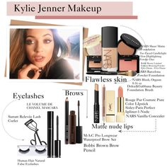 Kylie Jenner Makeup - Polyvore