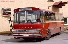 zum Schluß ein Foto mit beiden Fahrzeugseiten des DB Setra S 140 ES Bj. Electric Locomotive, Busses, Old Cars, Dream Cars, Volkswagen, Classic Cars, Tech, Trucks, Memories