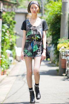 Global Street Style-Tokyo