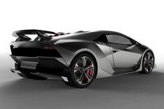 Lamborghini - Sesto Elemento