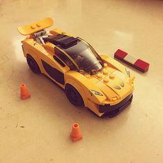 #McLaren #P1 #Lego