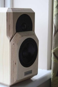 3 Square Audio Launch Ayal Standmount Speaker <br> North West Audio Show 2019 - 3 Square Audio Launch Ayal Standmount Speaker Home Audio Speakers, Hifi Speakers, Hifi Audio, Subwoofer Box Design, Speaker Box Design, Wooden Speakers, Speaker Plans, Audio Design, Design Poster