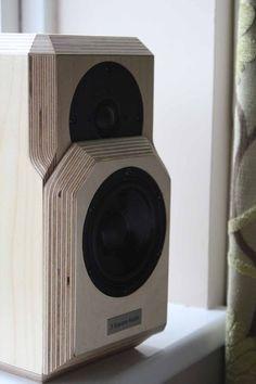 3 Square Audio Launch Ayal Standmount Speaker <br> North West Audio Show 2019 - 3 Square Audio Launch Ayal Standmount Speaker Home Audio Speakers, Hifi Speakers, Hifi Audio, Speaker Plans, Speaker System, Audio System, Speaker Box Design, Best Home Theater, Audio Design