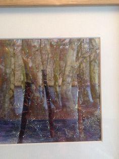 Stitched trees at Bradfield