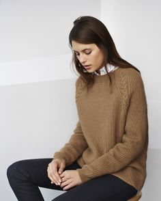 Ogi rib sweater http://www.toa.st/content/lookbook/women/ss15/precollection-browse.htm#10