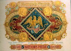 Nation's Pride - gorgeous goldfoil