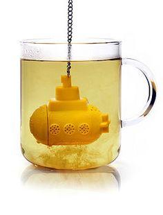 Yellow Sub Tea