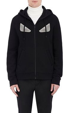 bb0ca1b7ab37 FENDI Buggies Wool Hoodie.  fendi  cloth