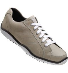 cheaper 6a590 b1b96 FootJoy Womens LoPro Casual Golf Shoe - DriftwoodBlack at Golf Galaxy  Spikeless Golf Shoes