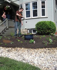 Planting & Watering