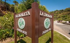 Entrance of La Zagaleta, one of Europe´s finest addess Andalucia, Entrance, Spain, Europe, Outdoor Decor, Image, Home Decor, Sun, Entryway