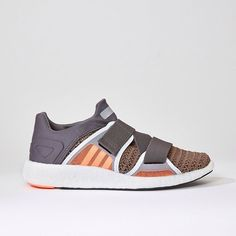 Adidas Stella McCartney Pure Boost: Granite/Natural Grey/Powder Rose