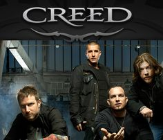 Creed. I like quite a few of their songs.
