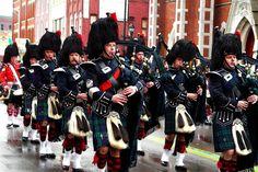 Binghamton NY St Patricks's Day Parade (this year 3/2/13)   ...photo by geraldine clark