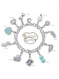 Charming by Ti Sento bracelet, Summer Lover