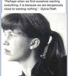 she's heartbreaking. if you've ever read her work..you get it. worth reading imho